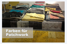 Farben - Design Teppich Kollektion by Remade