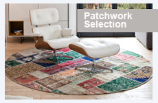 Patchwork Selection Teppiche - Design Teppich Kollektion by Remade